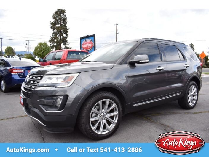 2016 Ford Explorer 4WD Limited Bend OR