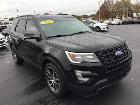 2016_Ford_Explorer_4WD SPORT_ Evansville IN