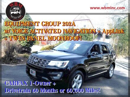 2016_Ford_Explorer_4WD XLT_ Arlington VA