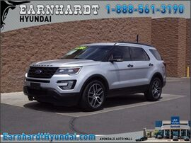 2016_Ford_Explorer_4d SUV 4WD Sport_ Phoenix AZ
