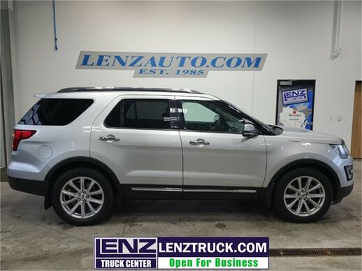 2016_Ford_Explorer_AWD Limited_ Fond du Lac WI