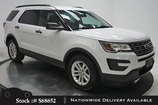 2016_Ford_Explorer_BACK-UP CAMERA,18IN WHLS,3RD ROW STS_ Plano TX
