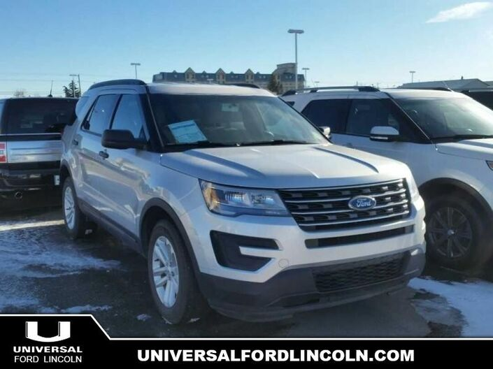 2016 Ford Explorer Base  - Certified Calgary AB