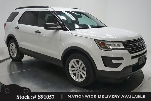 2016_Ford_Explorer_Base BACK-UP CAMERA,18IN WHLS,3RD ROW STS_ Plano TX