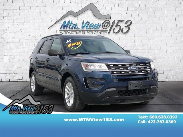 2016 Ford Explorer Base Chattanooga TN