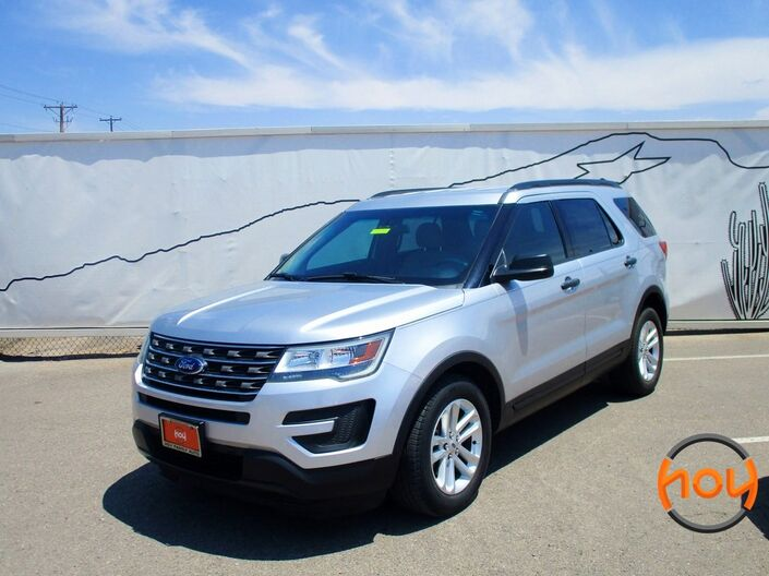 2016 Ford Explorer Base El Paso TX