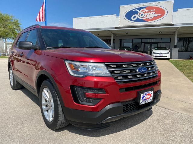 2016 Ford Explorer Base FWD Georgetown TX