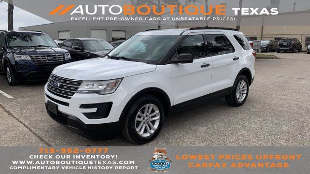 2016 Ford Explorer Base Houston TX