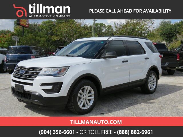 2016 Ford Explorer Base Jacksonville FL