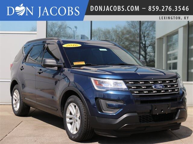 2016 Ford Explorer Base Lexington KY