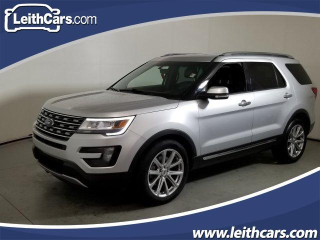 2016 Ford Explorer FWD 4dr Limited Cary NC
