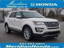 2016_Ford_Explorer_FWD 4dr Limited_ Meridian MS