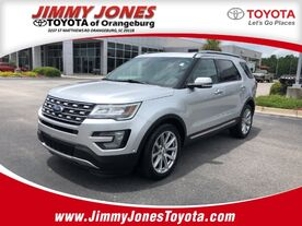 2016_Ford_Explorer_FWD 4dr Limited_ Orangeburg SC