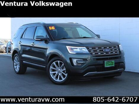 2016_Ford_Explorer_FWD 4dr Limited_ Ventura CA