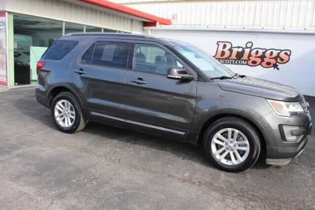 2016 Ford Explorer FWD 4dr XLT Fort Scott KS