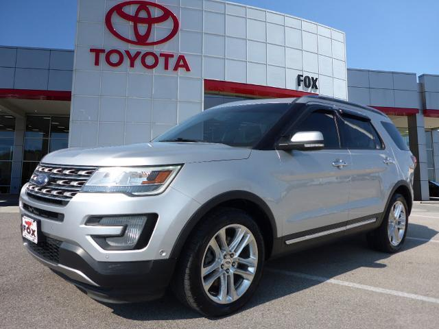 2016 Ford Explorer LIMITED Clinton TN