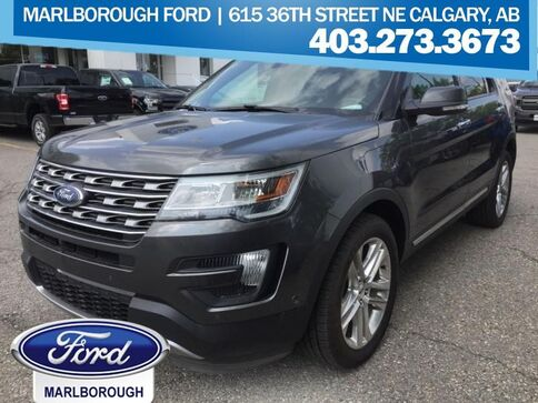 2016_Ford_Explorer_Limited  - Leather Seats -  Navigation_ Calgary AB