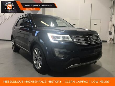 2016_Ford_Explorer_Limited_ Gainesville GA