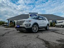 Ford Explorer Limited- PANORAMIC SUNROOF- LEATHER- 4X4- LOADED 2016