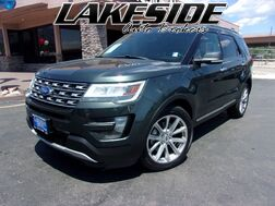 2016_Ford_Explorer_Limited 4WD_ Colorado Springs CO