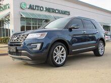 2016_Ford_Explorer_Limited 4WD SUNROOF NAVIGATION BACKUP CAM HEATED & COOLED SEATS_ Plano TX