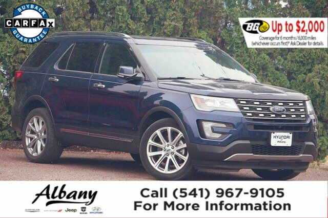 2016 Ford Explorer Limited Albany OR