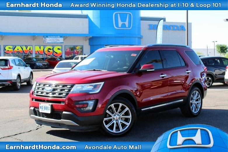 2016 Ford Explorer Limited Avondale AZ