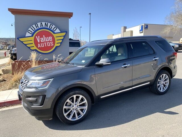 2016 Ford Explorer Limited Durango CO