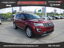 2016_Ford_Explorer_Limited FWD_ Slidell LA