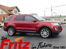 2016_Ford_Explorer_Limited_ Fishers IN