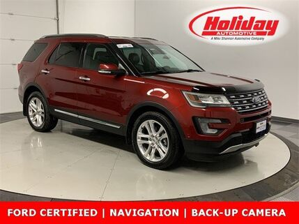 2016_Ford_Explorer_Limited_ Fond du Lac WI