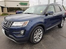 2016_Ford_Explorer_Limited_ Fort Wayne Auburn and Kendallville IN