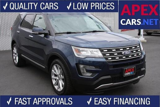 2016 Ford Explorer Limited Fremont CA