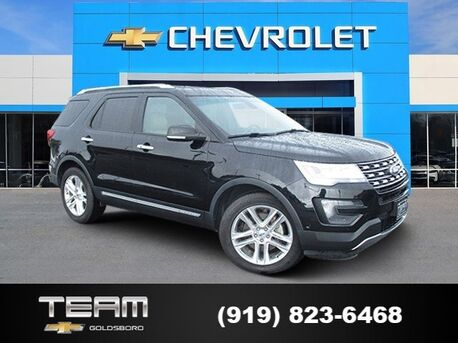 2016_Ford_Explorer_Limited_ Goldsboro NC