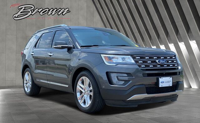2016 Ford Explorer Limited Granbury TX