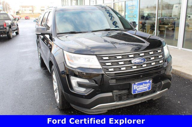 2016 Ford Explorer Limited Green Bay WI