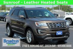 2016_Ford_Explorer_Limited_ Green Bay WI