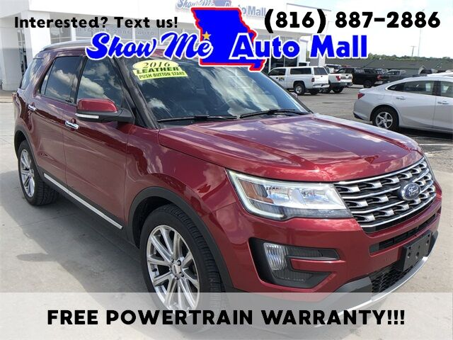 2016 Ford Explorer Limited Harrisonville MO