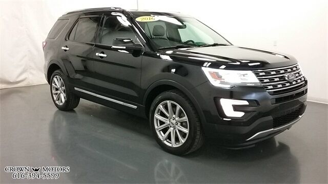2016 Ford Explorer Limited Holland MI