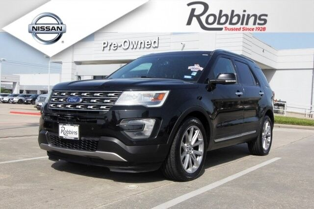 2016 Ford Explorer Limited Houston TX