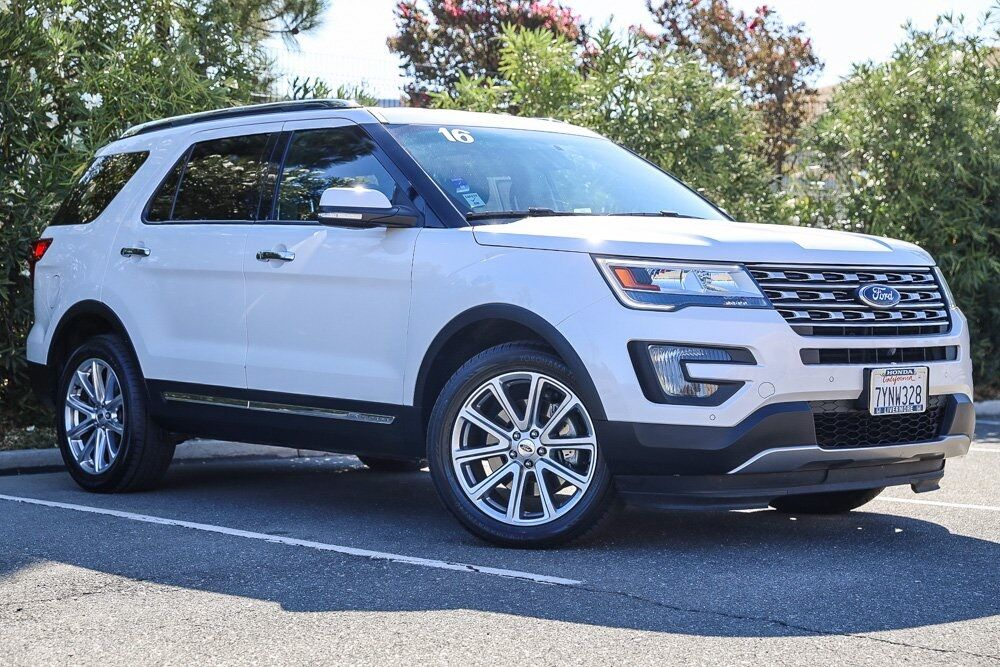 2016 Ford Explorer Limited Livermore CA
