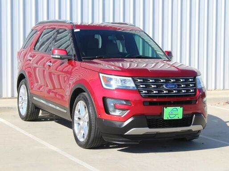 2016_Ford_Explorer_Limited_ Longview TX