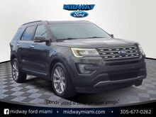 2016_Ford_Explorer_Limited_ Miami FL