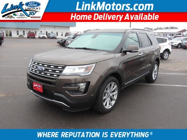 2016 Ford Explorer Limited Minong WI