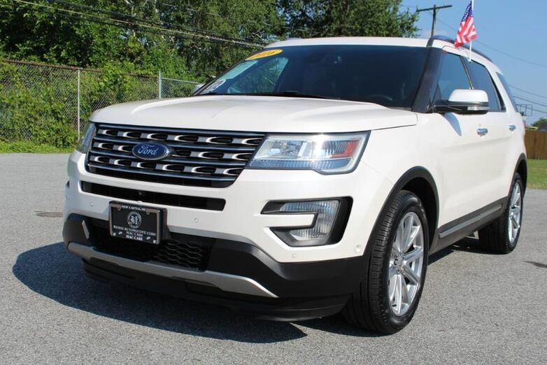 2016 Ford Explorer Limited New Castle DE
