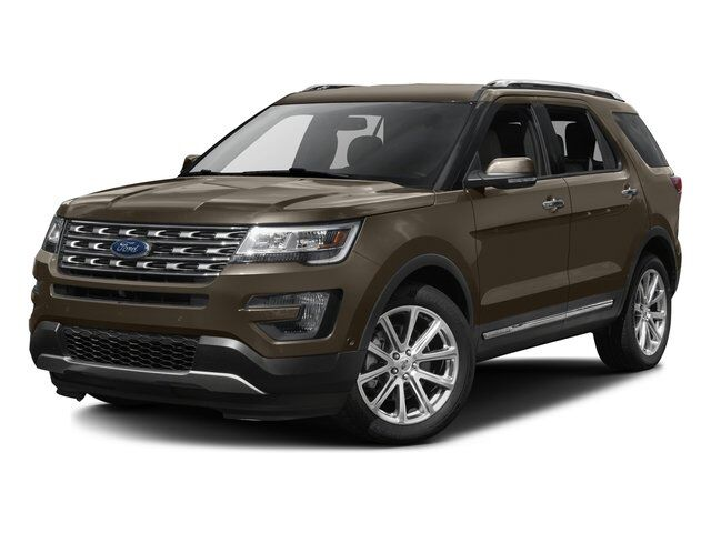2016 Ford Explorer Limited Oroville CA