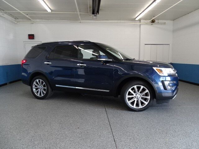 2016 Ford Explorer Limited Plymouth WI