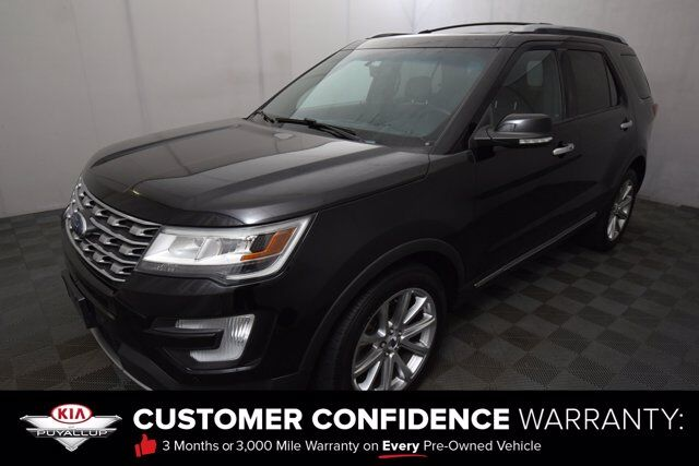 2016 Ford Explorer Limited Puyallup WA