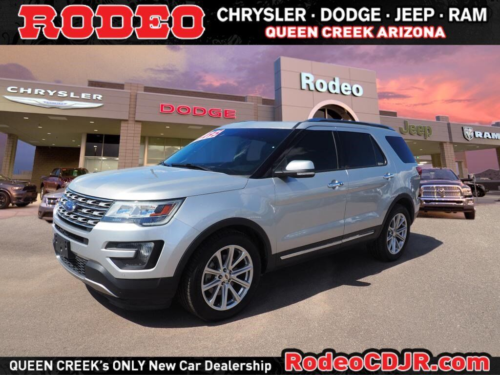 2016 Ford Explorer Limited Queen Creek AZ