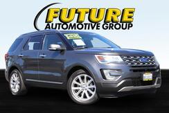 2016_Ford_Explorer_Limited_ Roseville CA